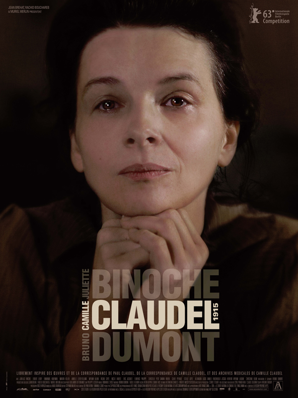 Camille Claudel, 1915 Streaming 1080p HDLight