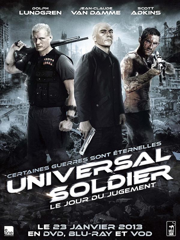 affiche du film universal soldier le jour du jugement affiche 1 sur 5 allocin. Black Bedroom Furniture Sets. Home Design Ideas