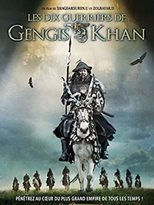 Les Dix guerriers de Gengis Khan streaming