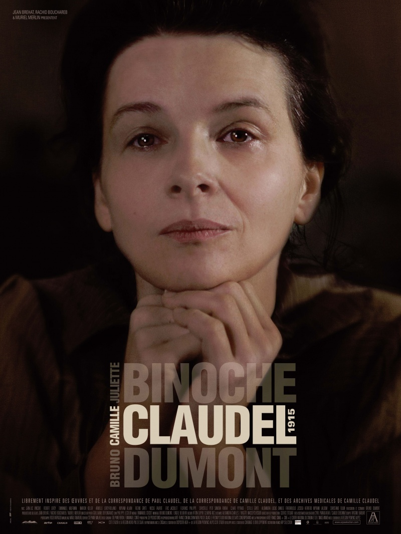 Camille Claudel, 1915 streaming film