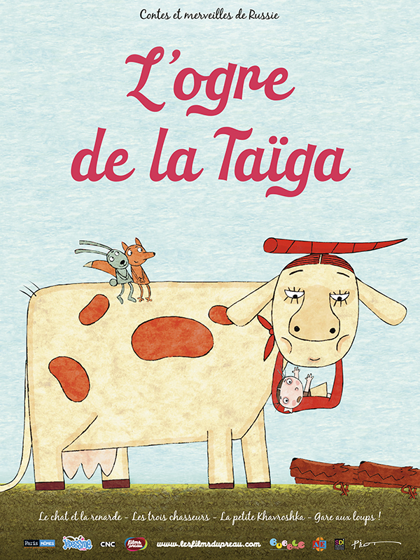 Horaires séances du film L'Ogre de la taïga à cournon d'auvergne