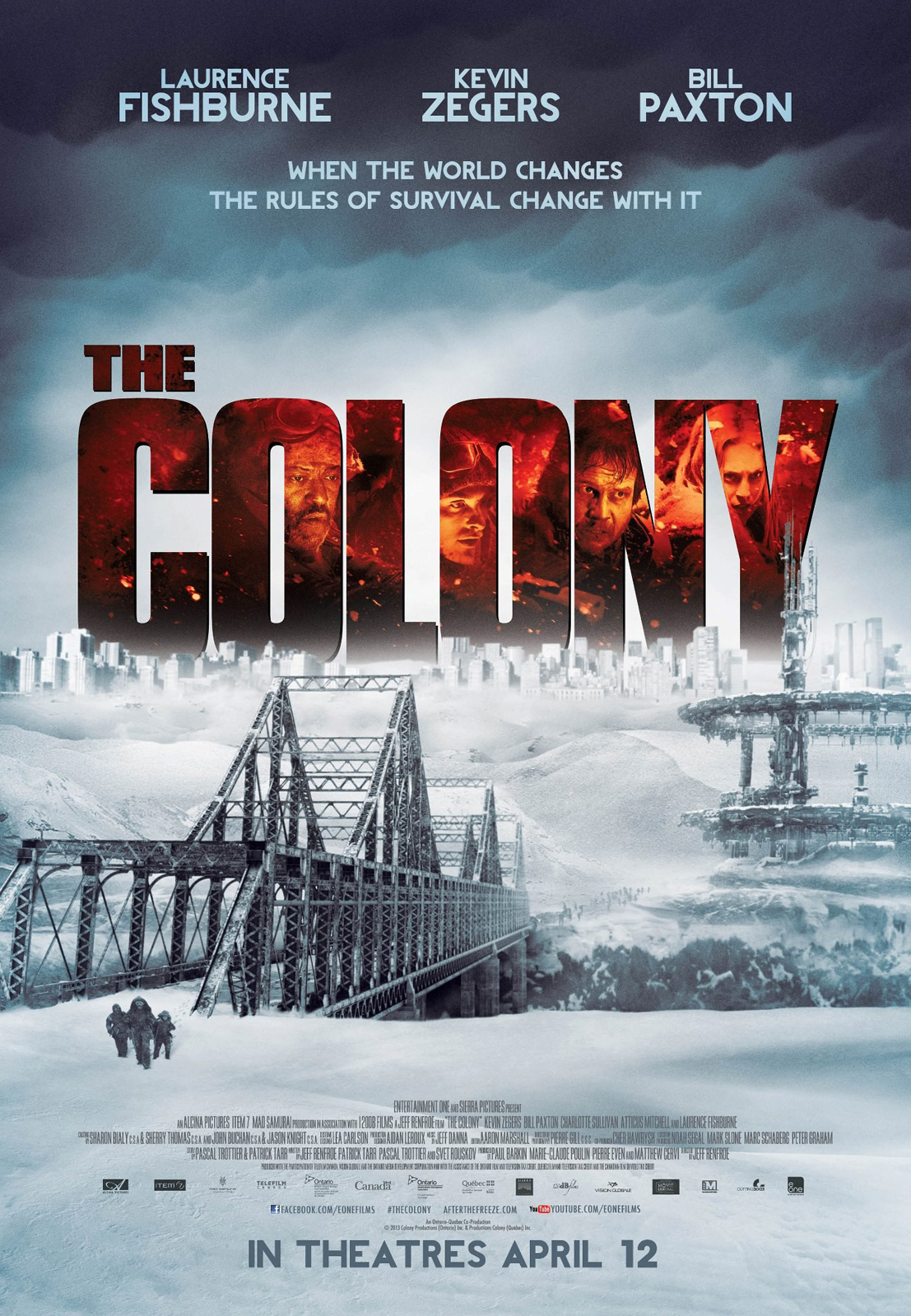 The Colony [FRENCH] [Blu-Ray 720p]