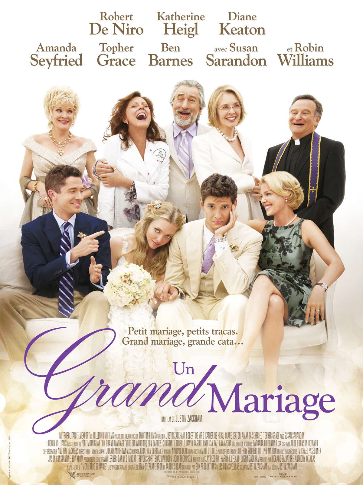 Un Grand Mariage | Multi | Blu-Ray 1080p | 2013  | MULTi-TRUEFRENCH