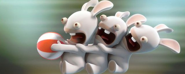Les lapins cr tins d barquent au cin ma news jeux vid o allocin - Lapin cretin image ...
