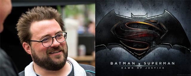 Batman v superman un faux sc nario sign kevin smith - Signe de superman ...