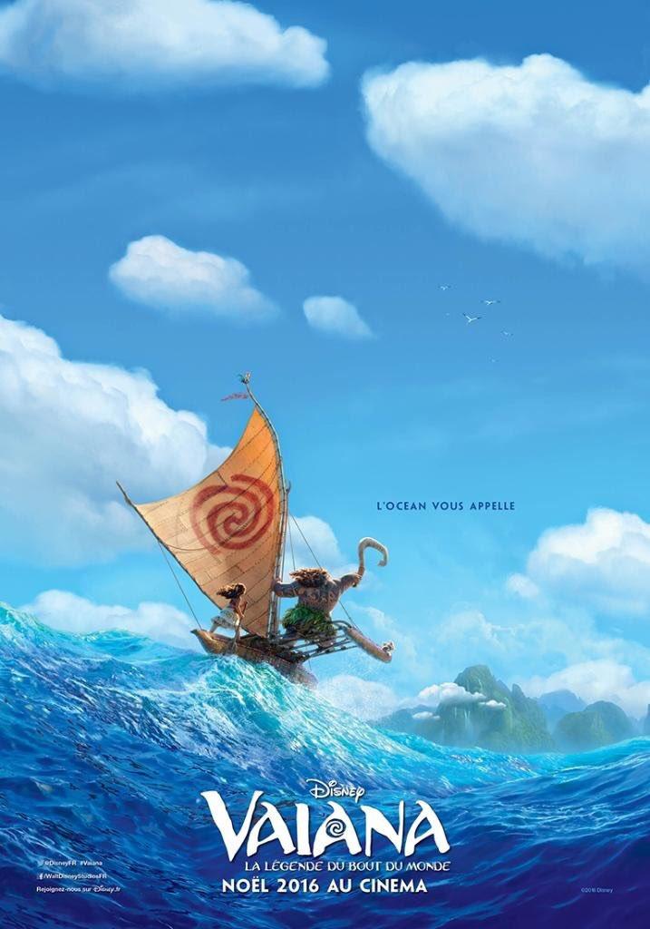[Film] Disney - Vaiana, la légende du bout du monde  387584