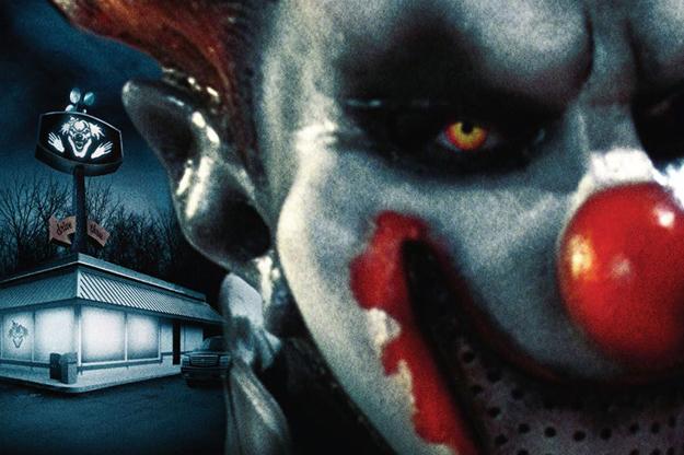 A le joker gacy 15 clowns qui font tr s peur burger kill allocin - Comment faire un maquillage de clown qui fait peur ...