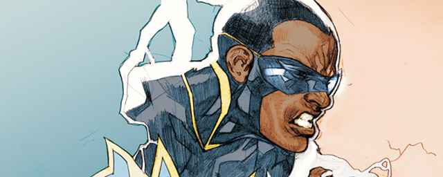 Le cr ateur d 39 arrow et flash s 39 attaque au super h ros black lightning m j news s ries allocin - Flash le super heros ...