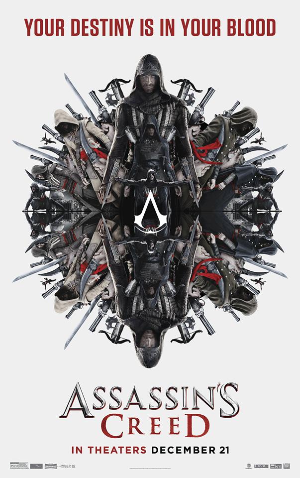 Assassin's Creed de Justin Kurzel avec Michael Fassbender (2016) 517697