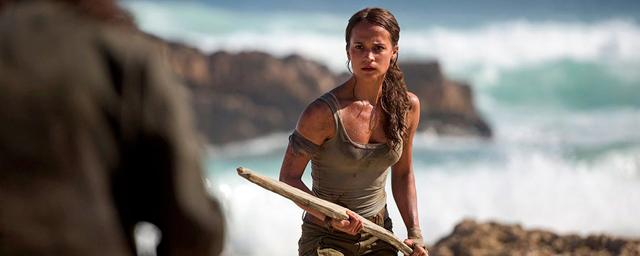 Tomb Raider : Alicia Vikander en action sur les premières photos officielles du reboot