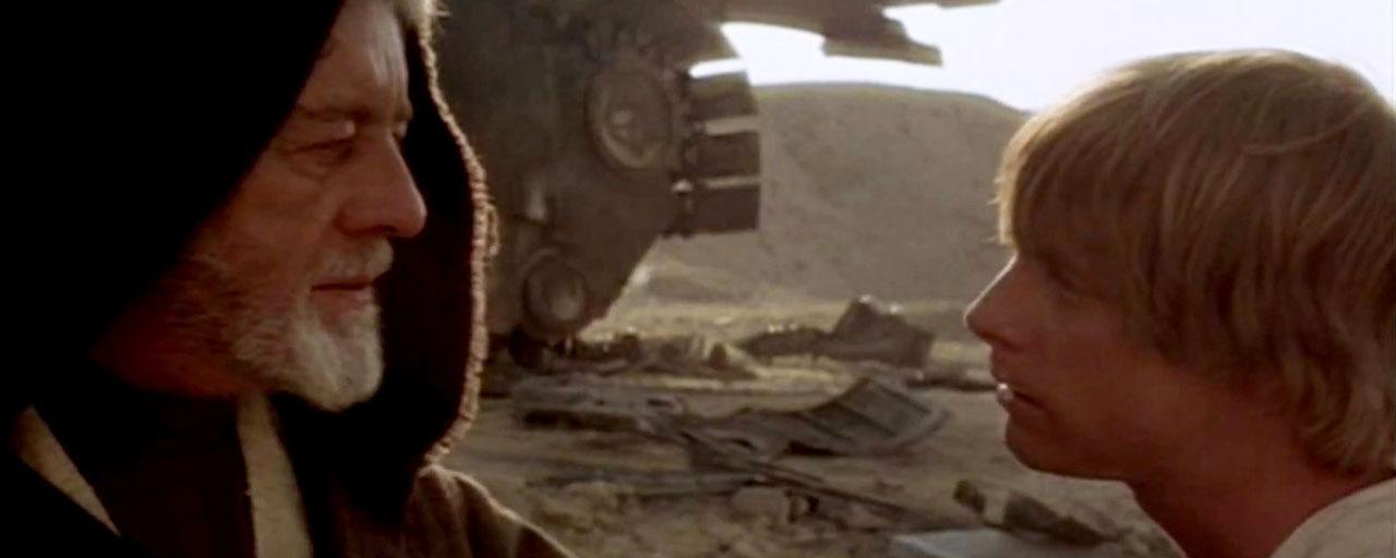 Star Wars : Alec Guinness a giflé Mark Hamill sur le tournage du premier film