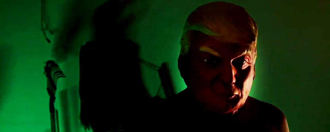 American Horror Story - Cult : Donald Trump, Hillary Clinton et des clowns dans le générique de la saison 7