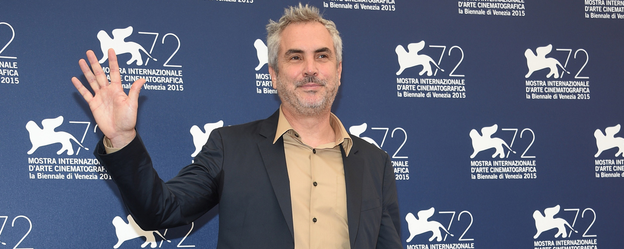 Alfonso Cuarón termine actuellement son nouveau film, tourné au Mexique