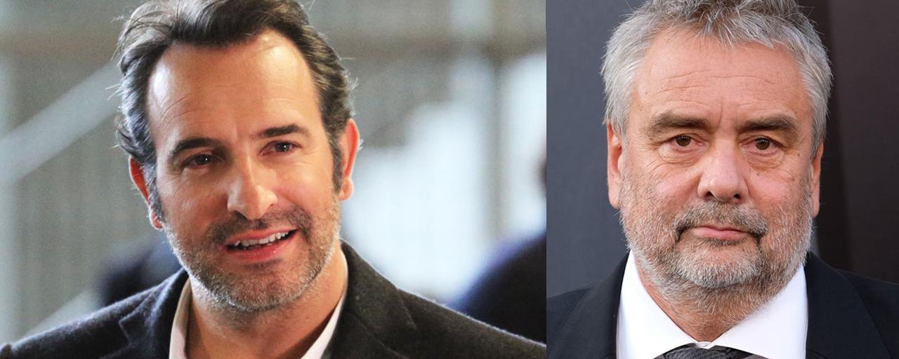 Jean Dujardin et Luc Besson font équipe pour la série The French Detective !