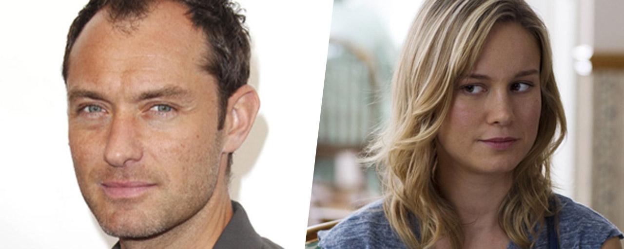 Captain Marvel : Jude Law fera-t-il face à la superhéroïne Brie Larson ?