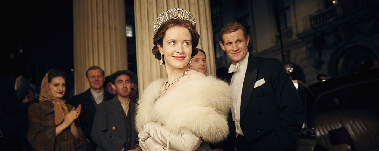 Si vous avez aimé Downton Abbey et The Queen, vous aimerez The Crown !