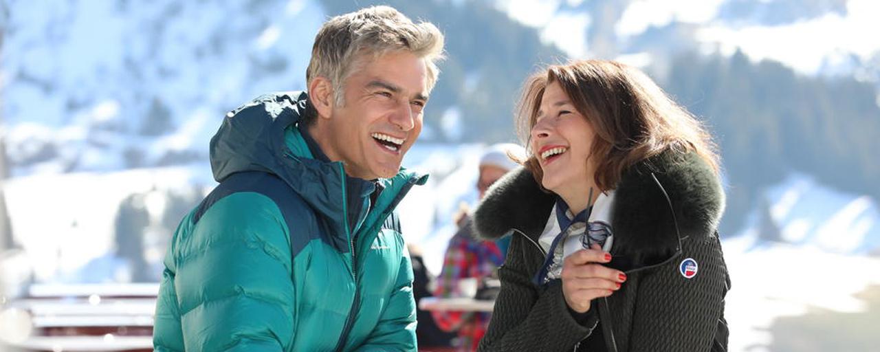 Les Chamois : Isabelle Gélinas et François Vincentelli nous présentent la nouvelle série familiale de TF1 [INTERVIEW]