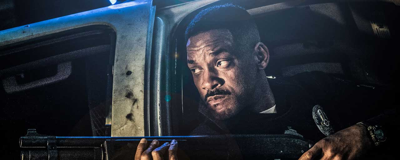 Bright : découvrez la bande-originale pop et RnB du prochain film de Will Smith