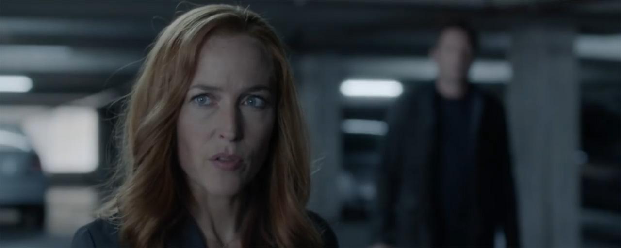 X-Files : un making of révèle de nouvelles images de la saison 11