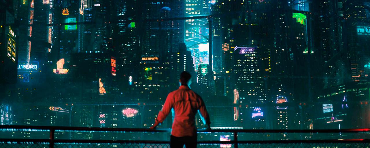Altered Carbon : une première bande-annonce pour la nouvelle série SF de Netflix