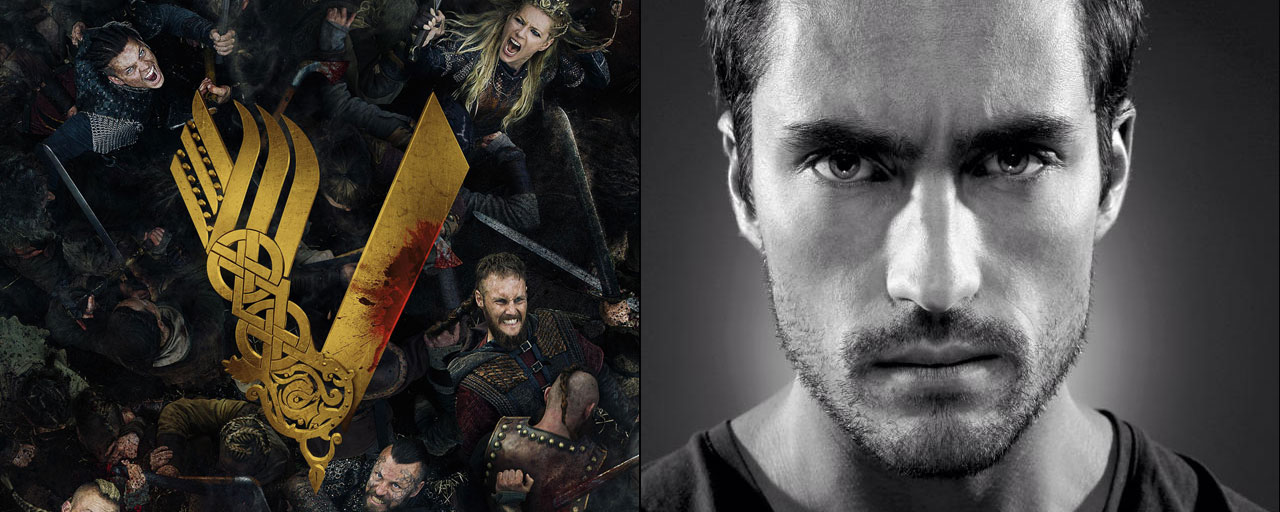 vikings un acteur fran ais rejoint le casting de la. Black Bedroom Furniture Sets. Home Design Ideas