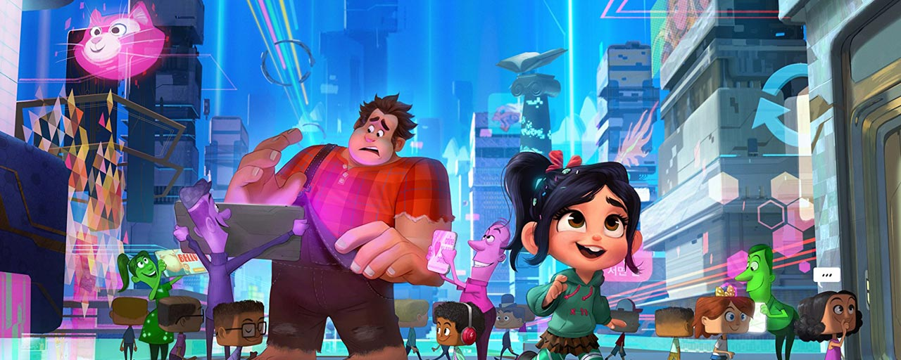 Ralph Breaks the Internet, Colette, Ant-Man et la guêpe... Les photos ciné de la semaine