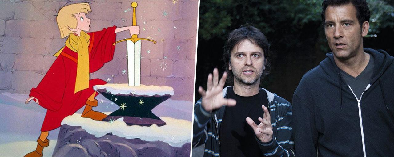 Merlin l'enchanteur : le réalisateur de 28 semaines plus tard prend les commandes du film live