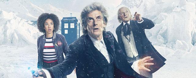 Doctor Who : deux Docteurs en face à face dans un épisode inédit sur France 4