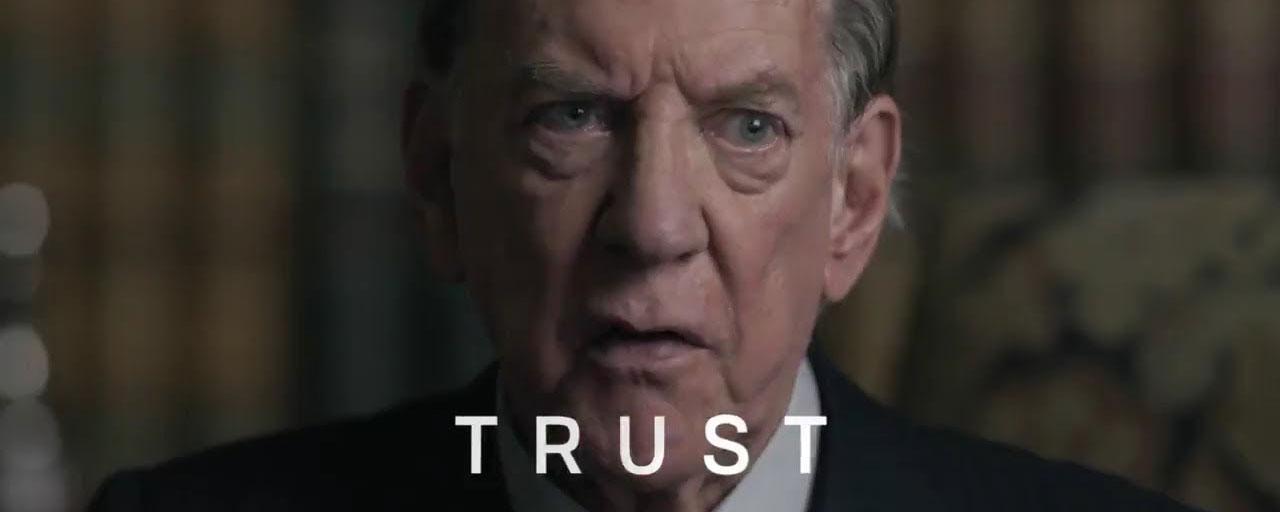 Trust : les secrets de la famille Getty dévoilés en avril sur Canal+ Séries