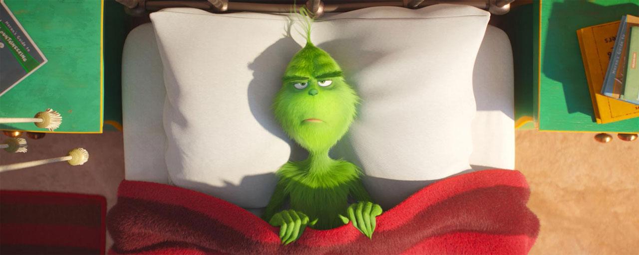 Le Grinch en version animée, un retour à Poudlard, Taxi 5, ... Les bandes-annonces à ne pas rater