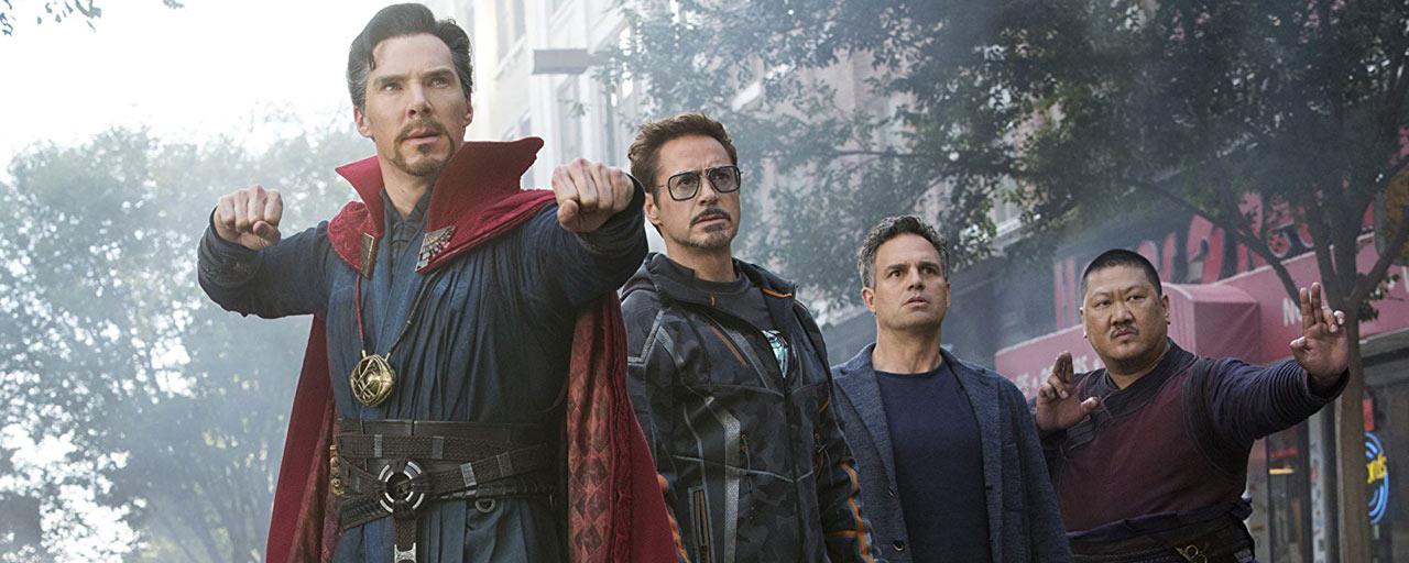 Avec Avengers : Infinity War, Marvel bat son propre record de pré-ventes