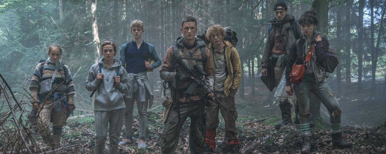 The Rain : une date pour la série survival de Netflix