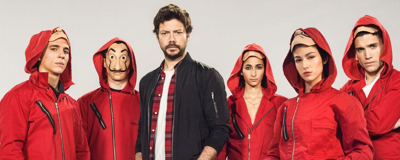 La Casa de Papel : une saison 3 officiellement commandée par Netflix