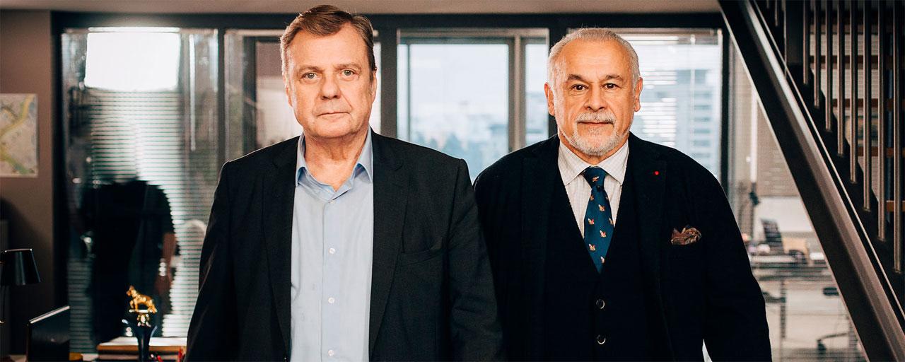 Mongeville et Magellan à nouveau réunis pour une enquête des plus intimes sur France 3