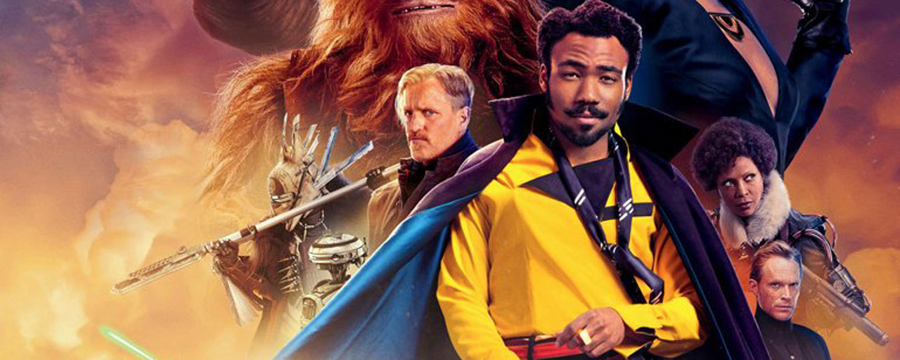 Solo - A Star Wars Story : Lando s'impose sur le nouveau poster international