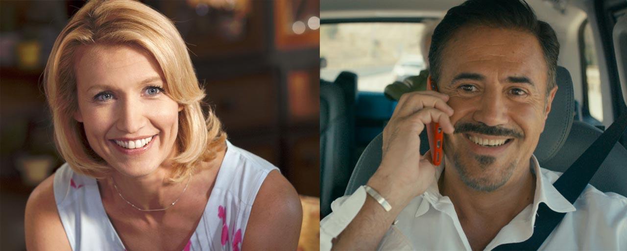 Alexandra Lamy et José Garcia chamboulent tout pour le réalisateur de Retour chez ma mère
