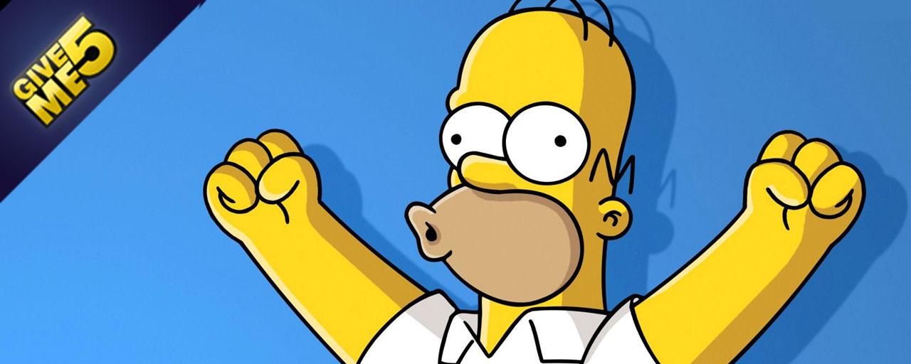 Les Simpson : 5 choses à savoir sur la célèbre série