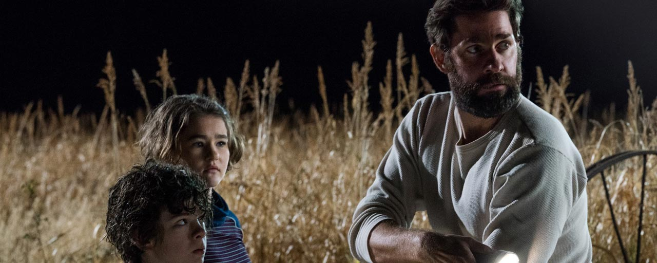 Sorties cinéma : Sans un bruit fait trembler les premières séances
