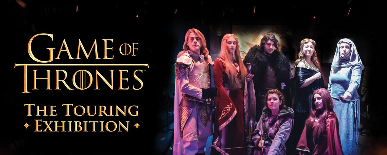 Expo Game of Thrones à Paris : entrée gratuite pour tous les visiteurs costumés