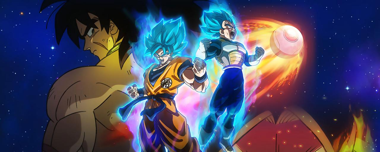 Dragon Ball Super: Broly dévoile son tout nouveau look