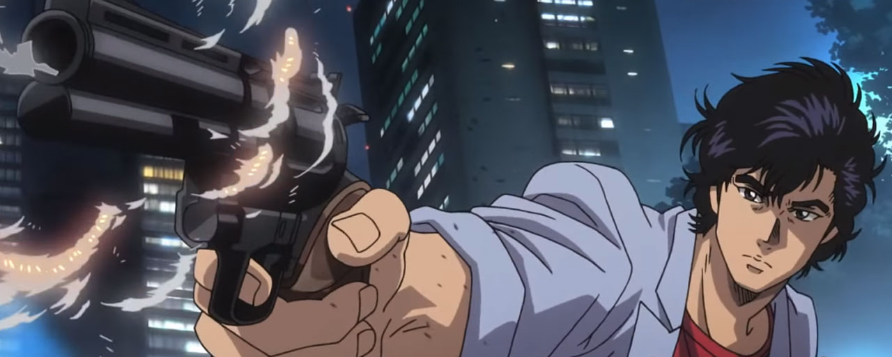 City Hunter A First Trailer For Nicky Larson S New Adventure News