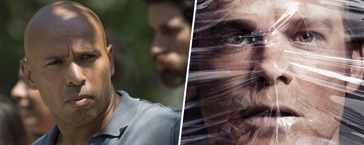 Eric Judor en méchant dans Dexter : l'acteur nous répond [INTERVIEW]