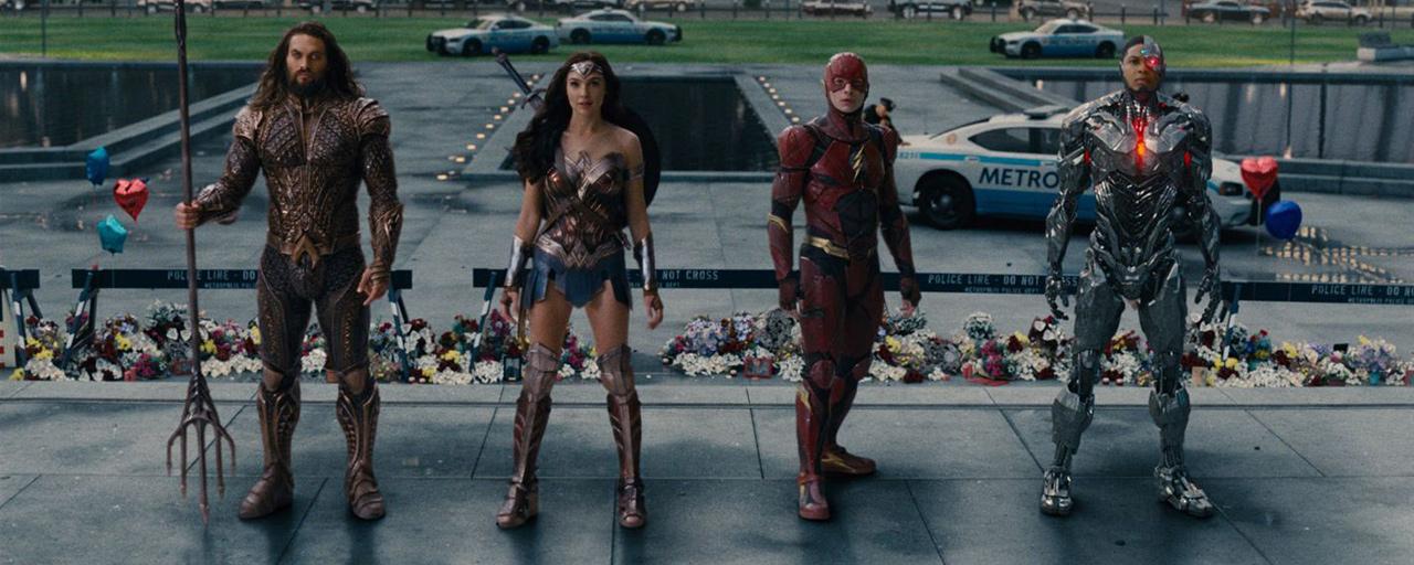 Aquaman : aucun membre de la Justice League n'est prévu au programme selon James Wan