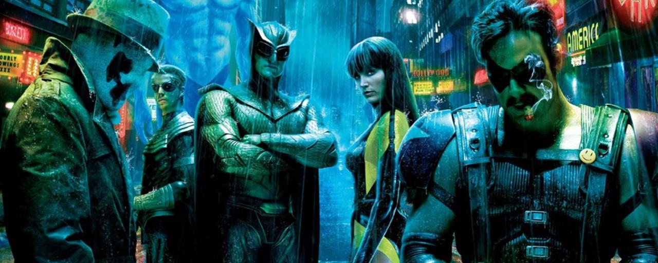 Watchmen : la série adaptée d'Alan Moore et Dave Gibbons est officiellement commandée par HBO