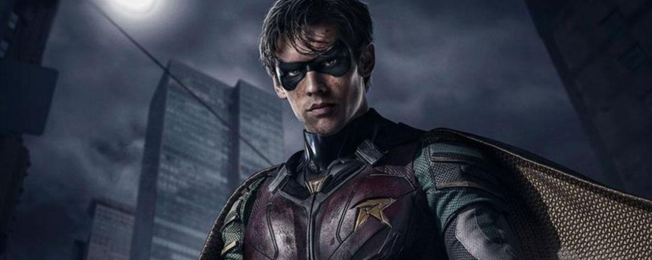 Titans : découvrez les photos des deux premiers épisodes de la série
