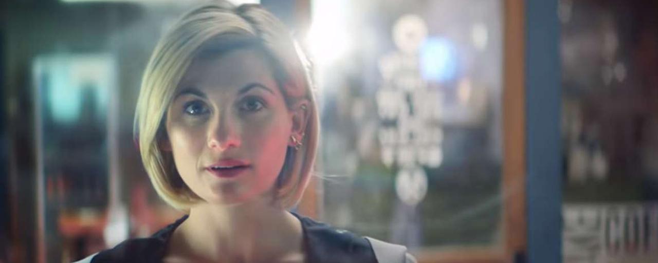 Doctor Who: un Docteur féminin était la condition imposée par le nouveau showrunner de la série