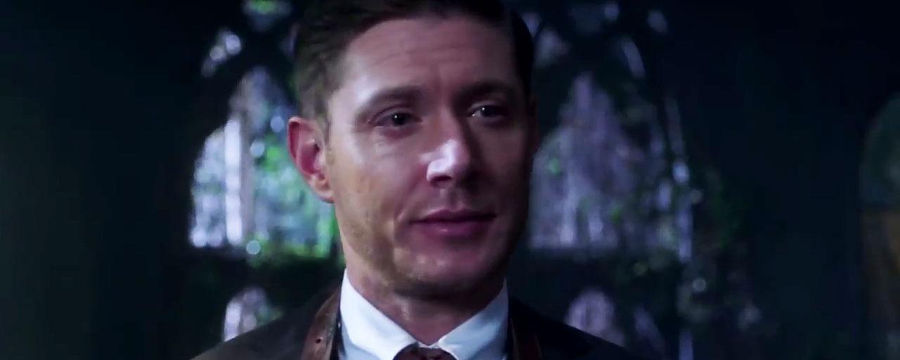 Supernatural : Le trailer de la saison 14 dévoile Jensen Ackles en super-vilain