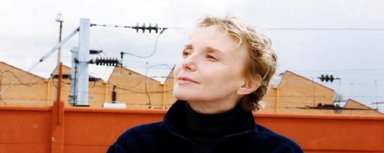 """Lumière 2018: """"Au bout des angoisses, il y a un film"""" décrit la réalisatrice Claire Denis dans sa masterclass"""