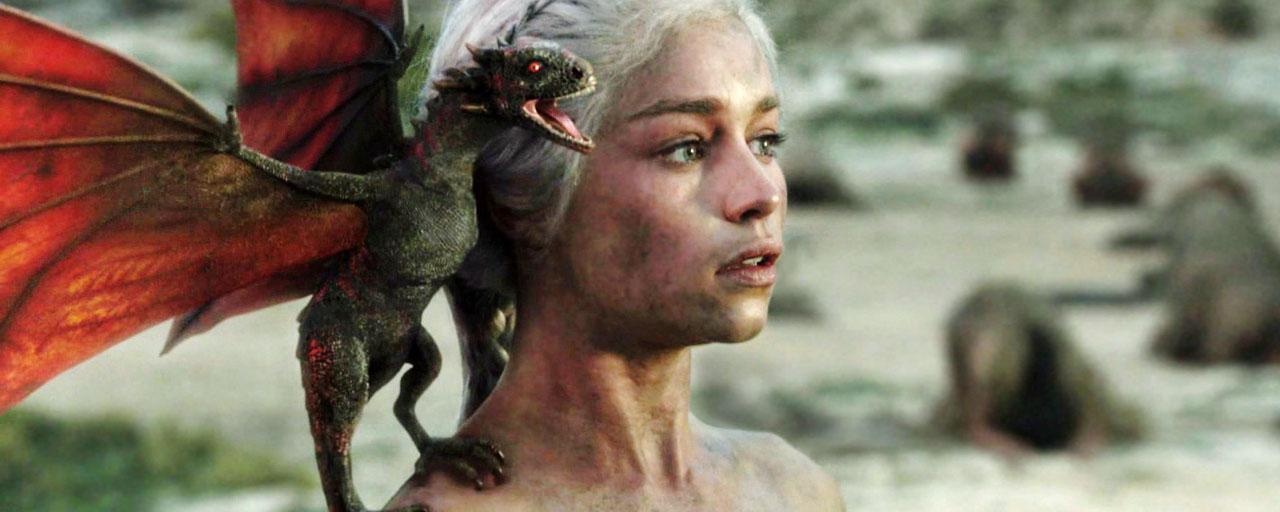 Game of Thrones : savez-vous d'où viennent les noms des dragons ?