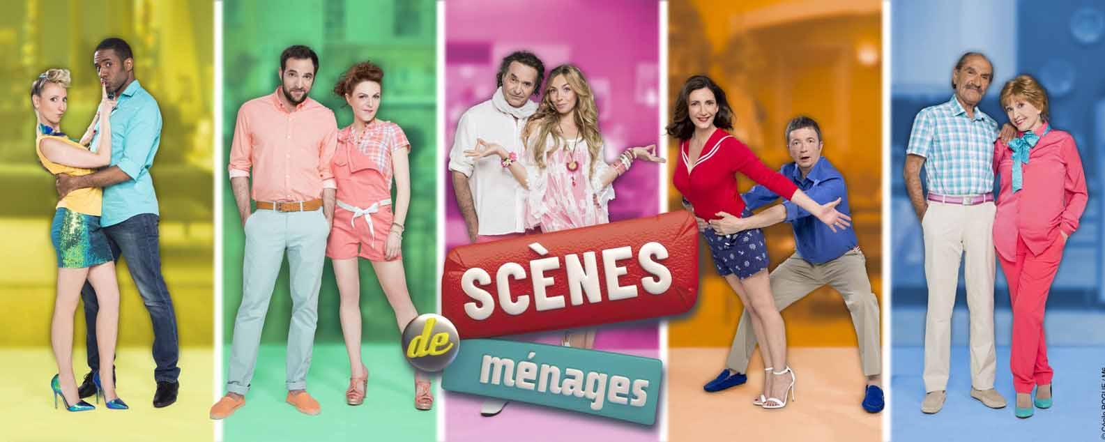 Scènes de ménages : bientôt un nouveau couple pour la série M6